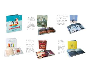 Oliver Jeffers Books