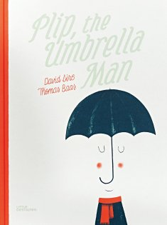 Plip the umbrella man