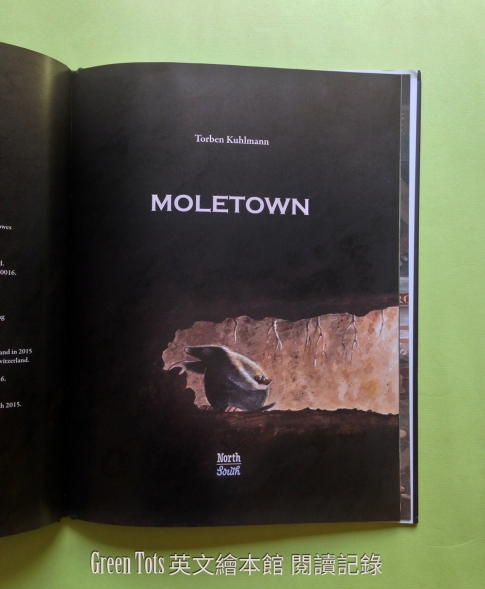 moletown cover