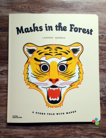 masks in the forests cover