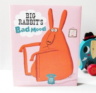 big rabbits bad mood
