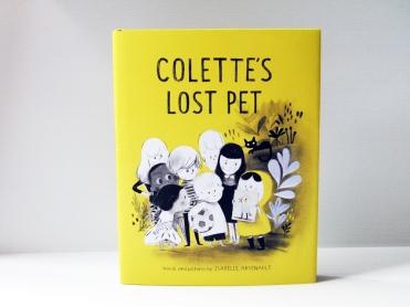 Colettes lost pet