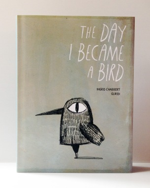 the day i become a bird cover