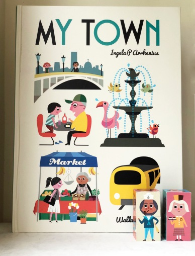 My Town cover