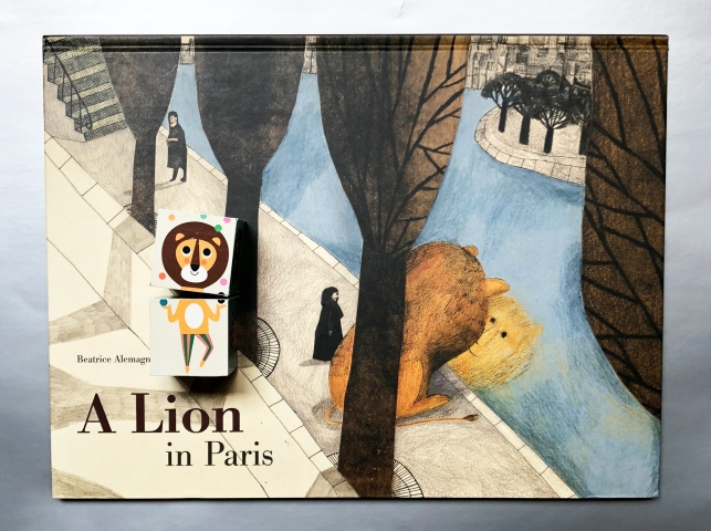 A Lion in Paris.jpg