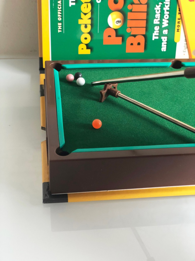 Mini Billiard Book